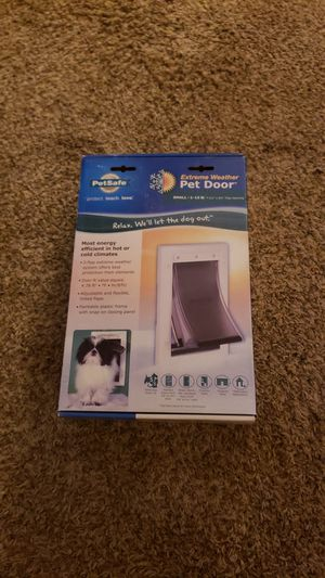 Petsafe extreme weather pet door for Sale in Golden Valley, AZ
