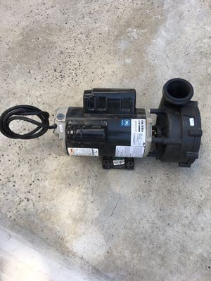 Pump & Motor for hot tub/spa for Sale in Dana Point, CA