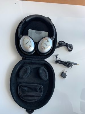 Bose QuiteComfort 15 Acoustic Noise Cancelling Headphones for Sale in Miami, FL
