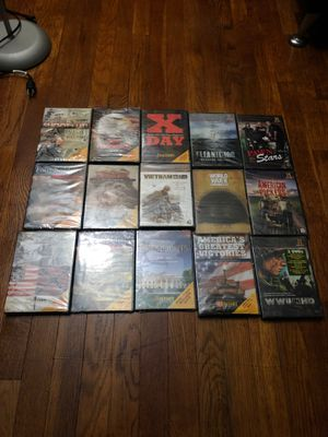 New DVD Collection / 15 Titles for Sale in Linden, NJ