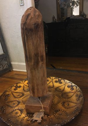 Wood Sculpture for Sale in Washington, DC