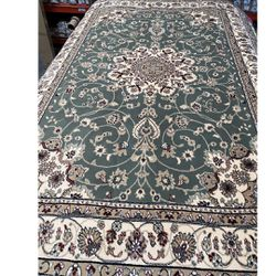 """New Rizzy Green Oriental Diamond Area Rugs 5'3"""" x 7'7"""" DD3037 for Sale in Ontario,  CA"""