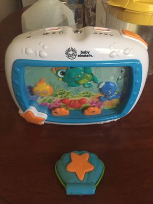 Baby Einstein music player and sleep noise player for Sale in Cleveland, OH