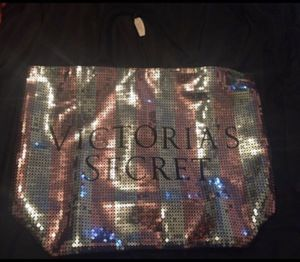 Brand New Victoria's Sequins Tote! for Sale in Fort Worth, TX