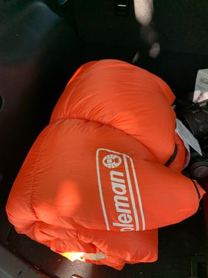 Coleman sleeping bag. for Sale in Salt Lake City, UT