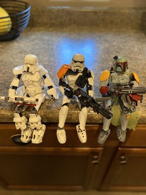 LEGO Star Wars Action Figures for Sale in Gilbert, AZ