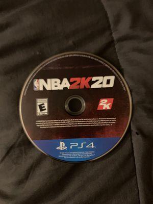 NBA 2K20 for Sale in Bay St. Louis, MS
