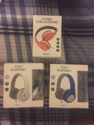 Vivitar Headphones for Sale in La Habra, CA