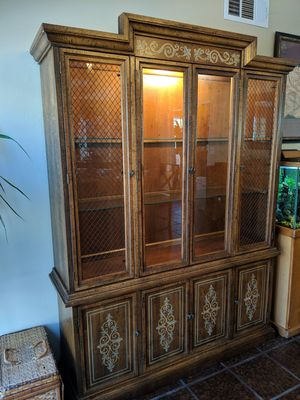 China Cabinet for Sale in Poway, CA