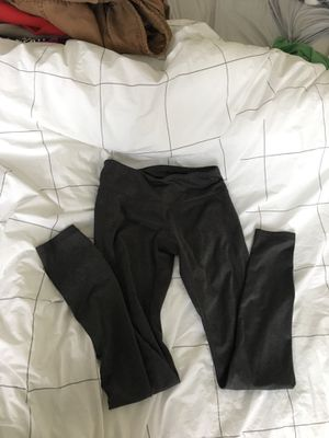 Grey athletic leggings size XS for Sale in Bethesda, MD