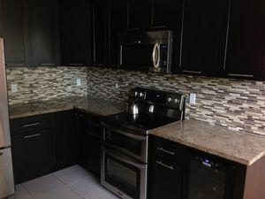 New Kitchen Cabinets Espresso Shaker for Sale in Orlando, FL