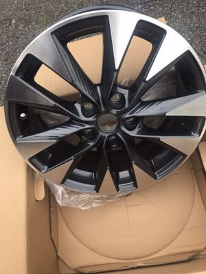 2016 Nissan Sentra SR rims brand new 2 of them for Sale in Williamsport, PA
