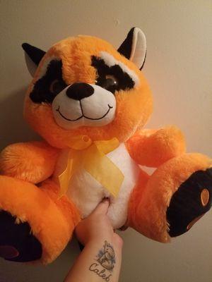 Plush raccoon for Sale in Winona Lake, IN