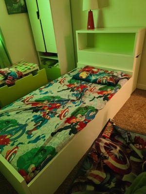 Ikea Twin Bedroom Set for Sale in Martinsburg, WV