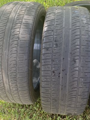 4 Pirelli Truck tires (Came off a Ford F-150) for Sale in Merritt Island, FL