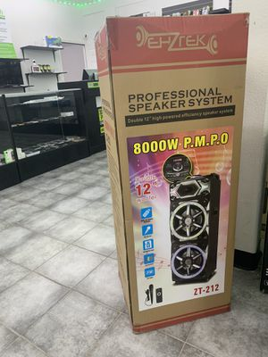 Professional Speaker System we finance! for Sale in Wimauma, FL