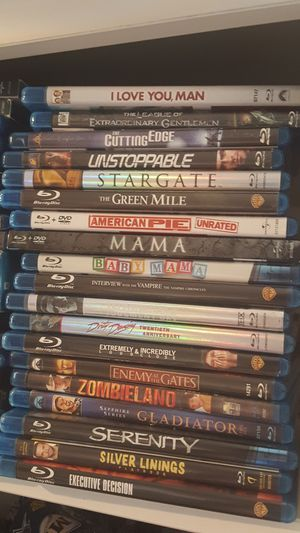 Blu Rays Buy 2 titles get 1 Free! for Sale in Bothell, WA