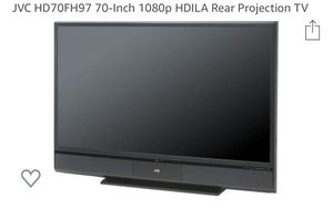 Jvc 70 inch projection for Sale in Fort Washington, MD