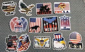 Patriotic Waterproof Stickers for Sale in Williamsport, PA