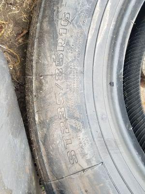 235/85r16 trailer tires for Sale in Grand Prairie, TX