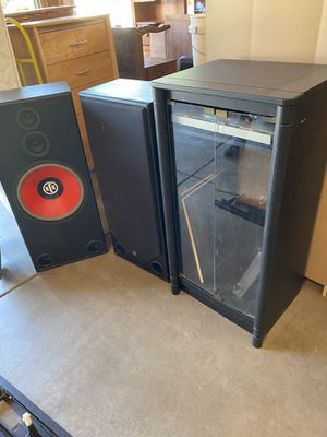 Stereo system. Price drop, for Sale in Littleton, CO