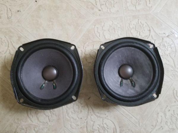 Checy Trailblazer ss Bose rear door speakers