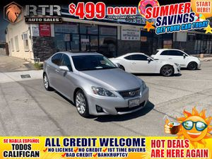 2011 Lexus IS 250 for Sale in Upland, CA