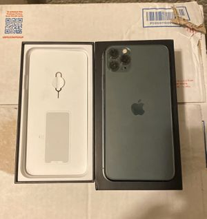 Green• iPhone 11 Pro Max for Sale in Stevensville, PA