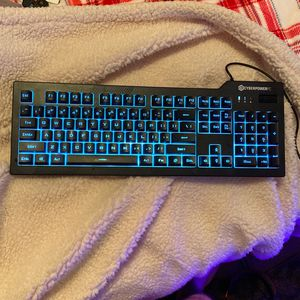 Cyber power Gaming Keyboard for Sale in Goodyear, AZ
