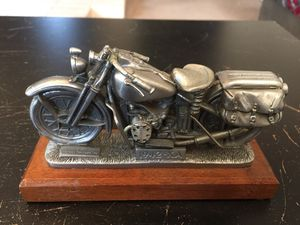 Harley Davidson pewter 1942 XA motorcycle for Sale in Donegal, PA