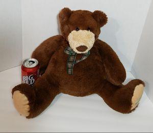 "Tempur-Pedic Mery Meyer Plush Teddy Bear Brown 18"" Tall Memory Foam Tempurpedic for Sale in Dale, TX"