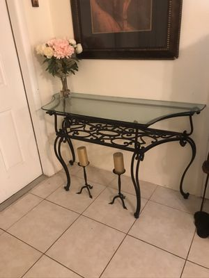 Console table for Sale in Fort Lauderdale, FL