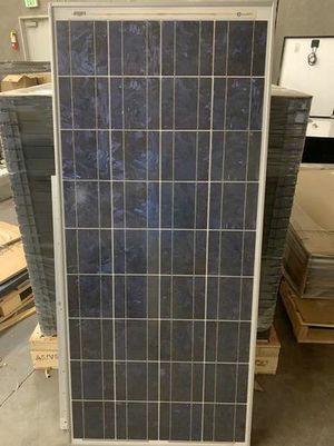 Solar panel 115 watt great shape for Sale in Salt Lake City, UT