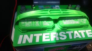Interstate Marine RV Battery for Sale in Seattle, WA
