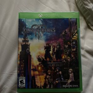 Kingdom Hearts 3 Sealed (Xbox One) for Sale in Pico Rivera, CA