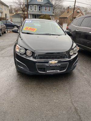 2012 Chevy Sonic for Sale in Bridgeport, CT