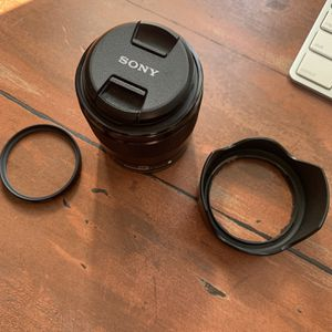 Sony Fe 28mm F/2 E Mount Lens for Sale in Los Angeles, CA