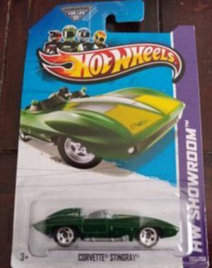 HOT WHEELS HW SHOWROOM CORVETTE STINGRAY (SEE OTHER POSTS) for Sale in El Cajon, CA