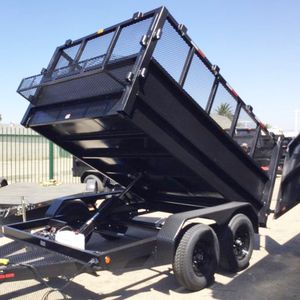 8x10x4 DUMP TRAILER for Sale in San Diego, CA