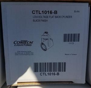 ConTech Black Cylinder Lighting for Sale in Menifee, CA