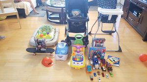 Kids toys stroller and more for Sale in Olney, MD
