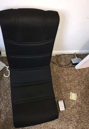 Gaming Chair W speaker for Sale in Indianapolis, IN