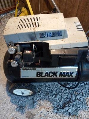 Sandorn Black Max Air Compressor for Sale in Wood River, IL