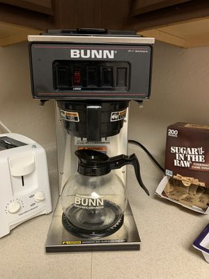 Bunn Coffee Maker. for Sale in Coral Springs, FL