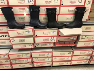 HUNTER BOOTS BRAND NEW IN BOX for Sale in Kent, WA