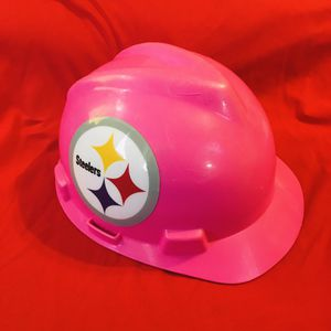 Woman's NFL Steelers Hard Hat (M) for Sale in Casa Grande, AZ