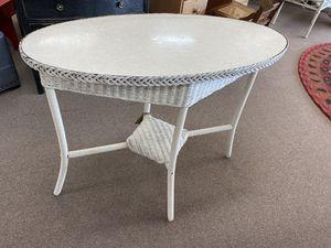 Wicker Table for Sale in Mesa, AZ