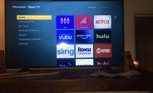 Hi sense Roku tv 43 inch for Sale in Toledo, OH
