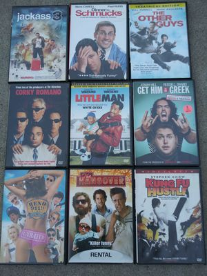 Used dvd movies for Sale in Los Angeles, CA