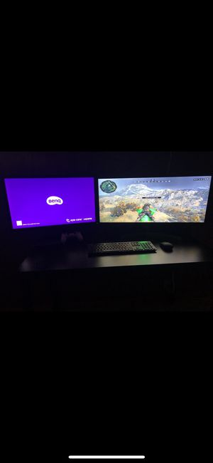 "LG 34"" Ultra-wide monitor (gaming/multitasking) for Sale in Arvada, CO"
